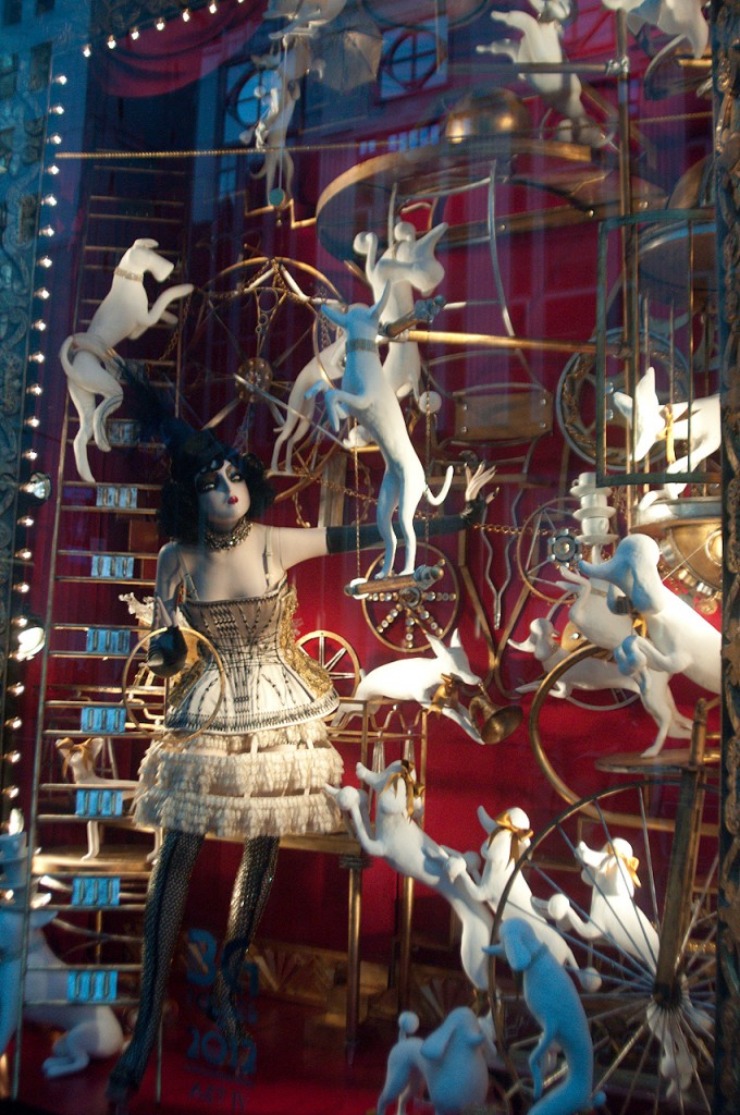 Bergdorf Goodman Christmas Window, New  York, 2012
