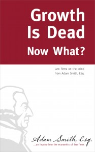 Cover of Growth is Dead